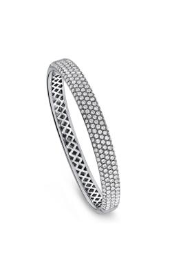 Odelia Pave Diamond Bangle ALB-2258 product image