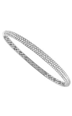 Odelia Pave Diamond Bangle ALB-2343 product image