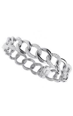 Odelia Jumbo Link Diamond Bracelet ALB-11928 product image