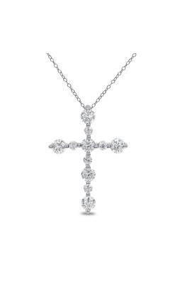 Odelia Diamond Cross Pendant ACR-4727 product image