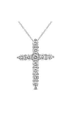 Odelia Large Diamond Cross Pendant ACR-11646 product image