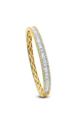 Odelia Diamond Studded Bangle ALB-14794 product image