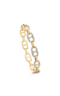 Odelia Diamond Link Bangle ALB-14913 product image