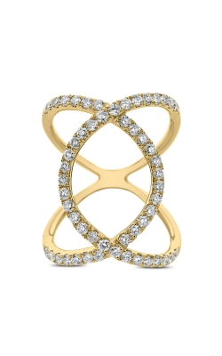 Odelia Looping Diamond Ring ALR-11506 product image