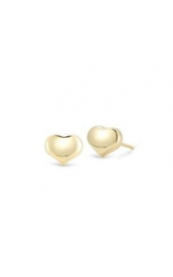18K Heart Studs GE1-28381 product image