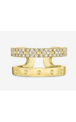 Roberto Coin Double Symphony Pois Moi Ring ALD-27594 product image
