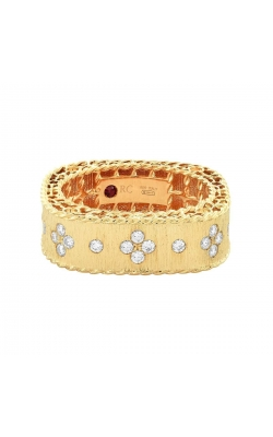 Roberto Coin Fleur De Lis Diamond Ring ALD-25923 product image