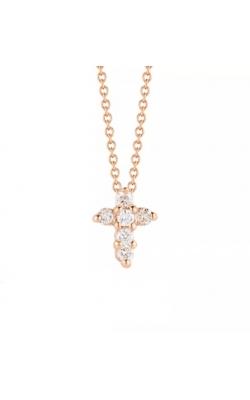 Roberto Coin Baby Diamond Cross Pendant ARJ-27933 product image