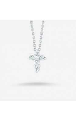 Roberto Coin Baby Diamond Cross Pendant ARJ-27932 product image