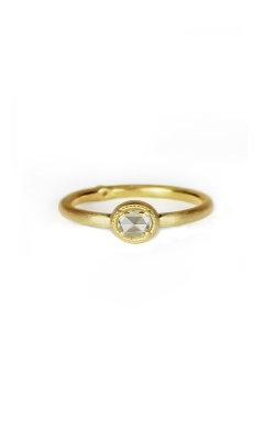 Tiny Oval Rose Cut Ring ASY-29819 product image