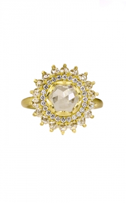 Double Rose Halo Ring ASY-29821 product image