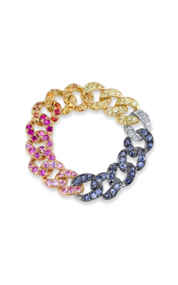 RAINBOW LINK RING product image