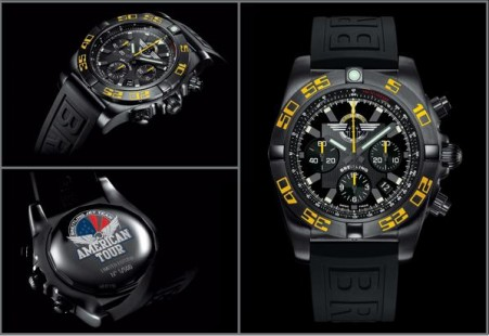 CHRONOMAT 44 JET TEAM LIMITED EDITION